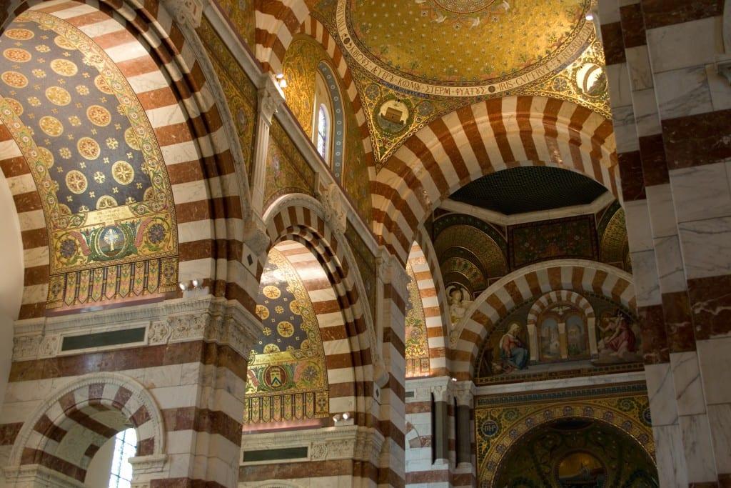Cathédrale La Vieille Major de Marseille