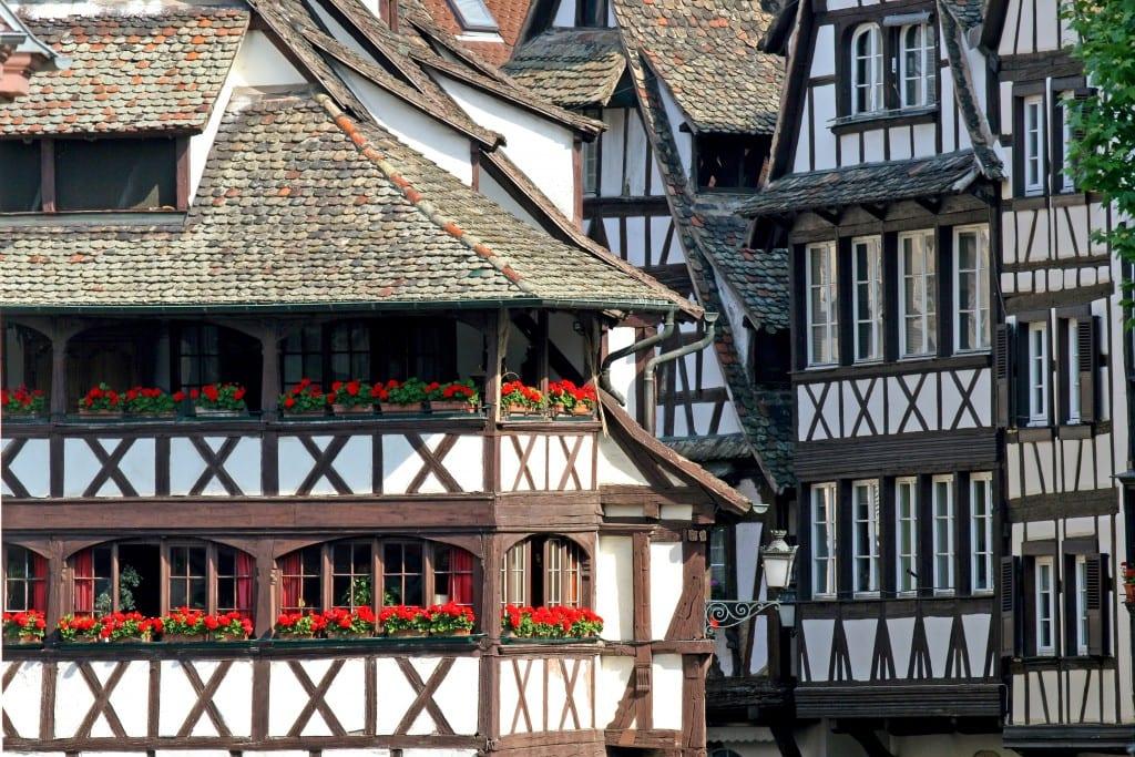 Quartier la Petite France de Strasbourg