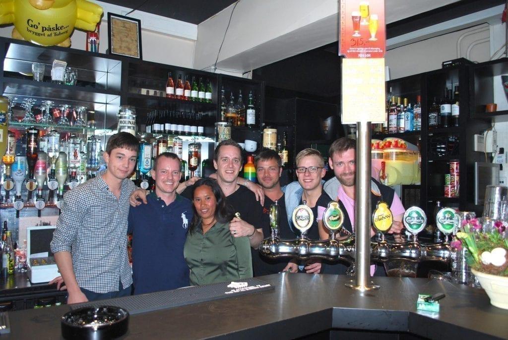 Copenhague Masken Bar and Café