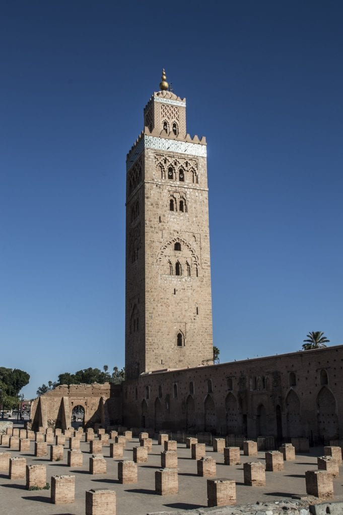 Place Jemaa el-Fna à Marrakech