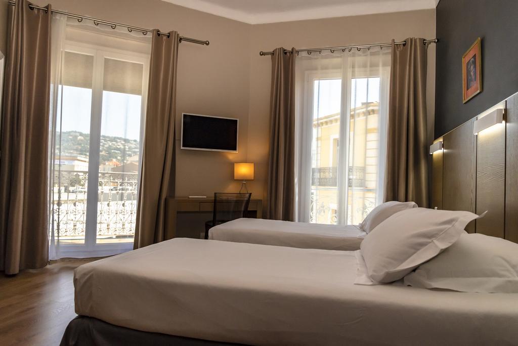 Hôtel gay de Cannes : Hôtel Amiraute