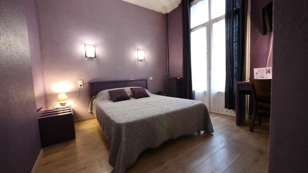 Hôtel gay de Montpellier : Hôtel Nova