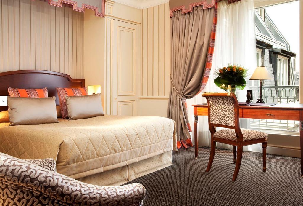 Hôtel gay à Paris : Hotel Napoleon Paris