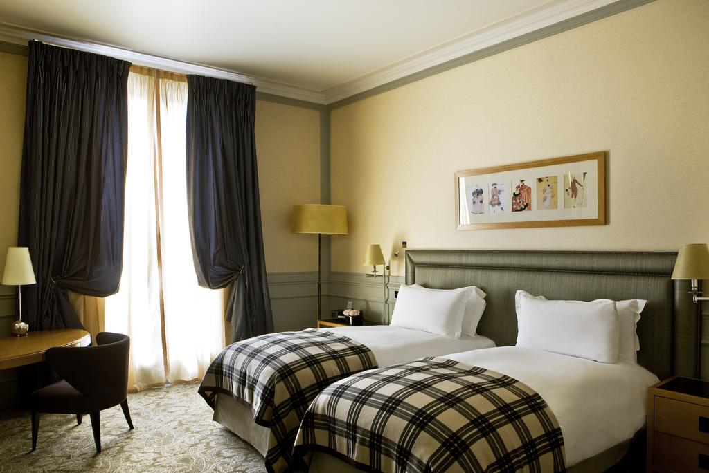 Hôtel gay à Paris : Hotel Scribe Paris Opera by Sofitel