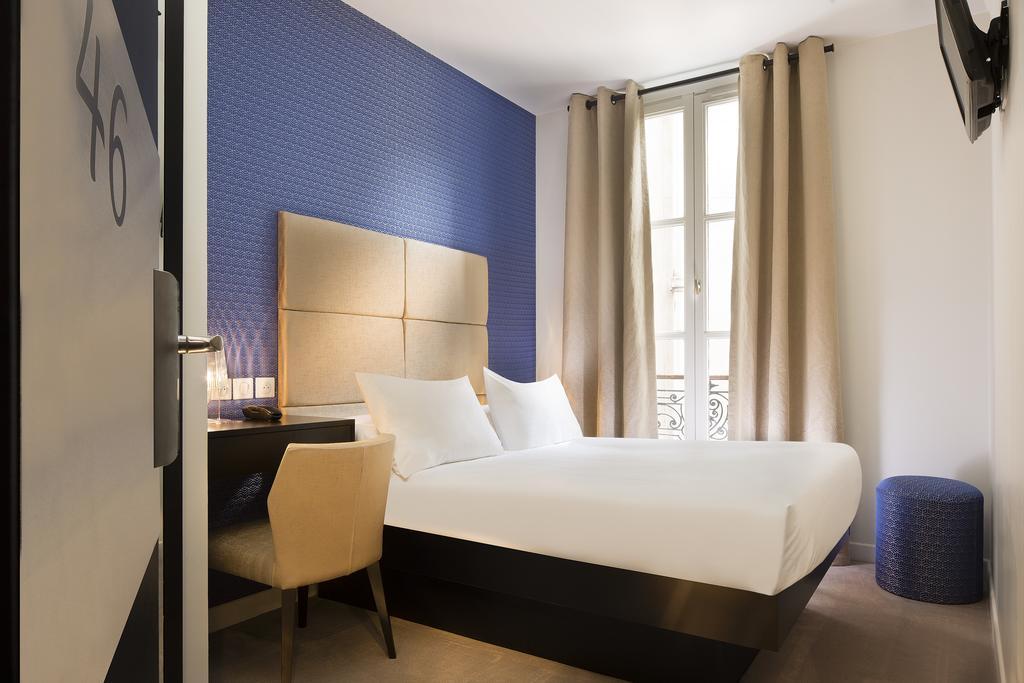 Hôtel gay de Paris : Le Relais Marais