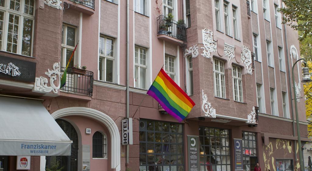Hôtel gay de Berlin : Connexion ArtHotel