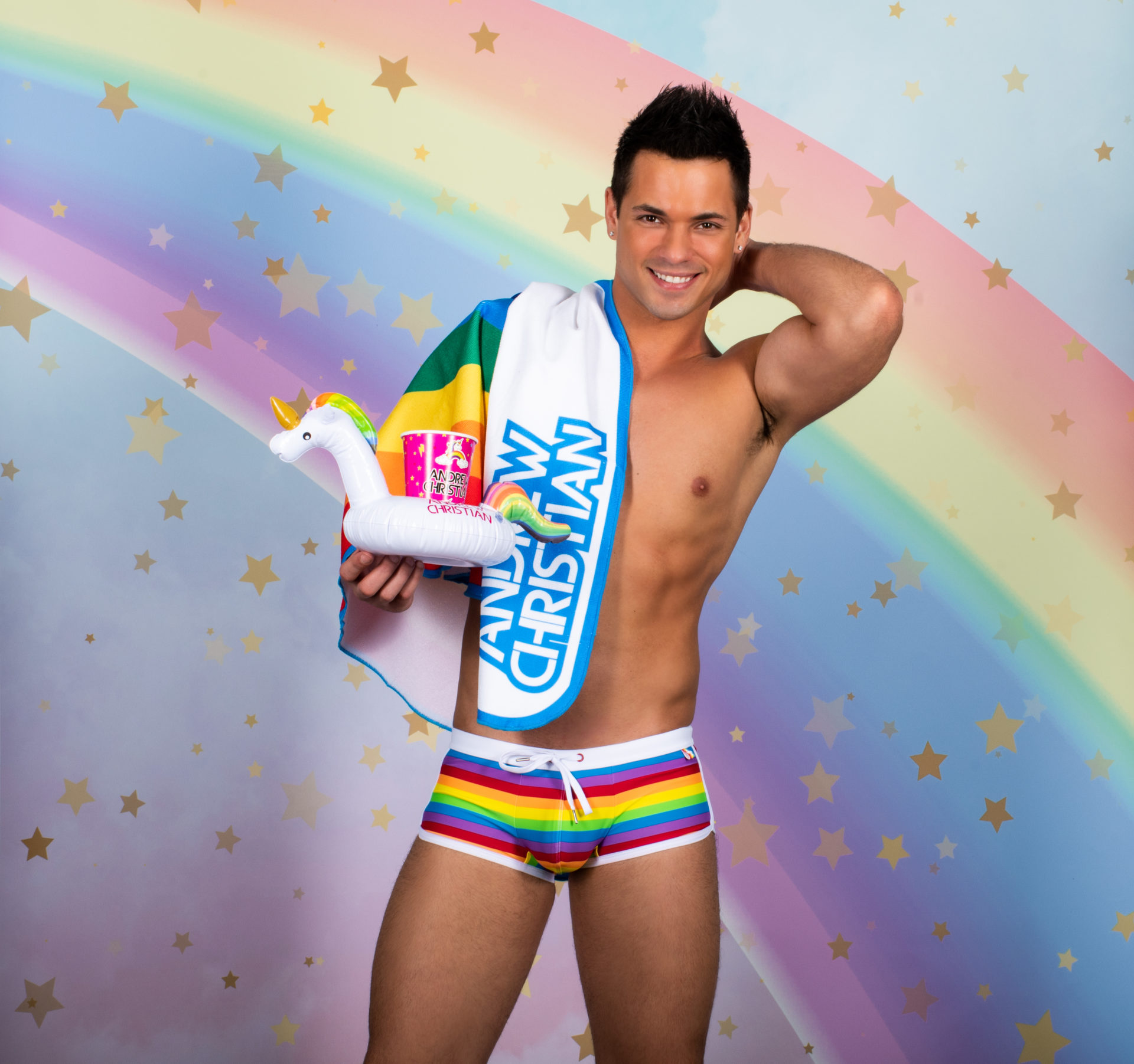 Les collections Andrew Christian