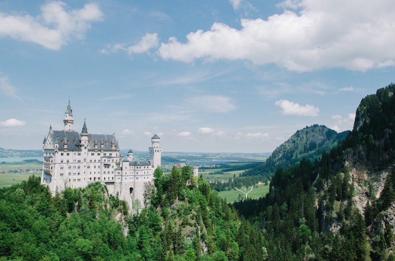 Région de la Bavière