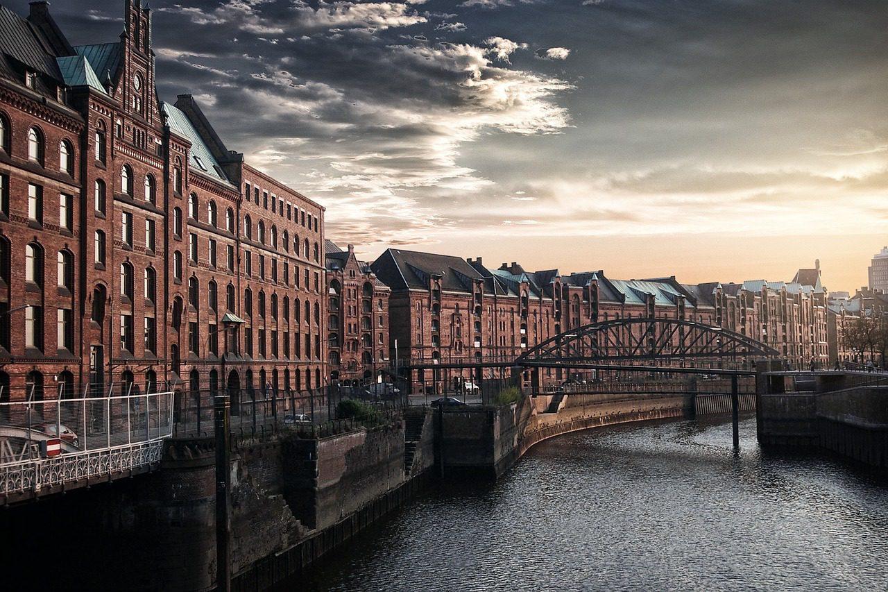 Une ville musicale à Hambourg