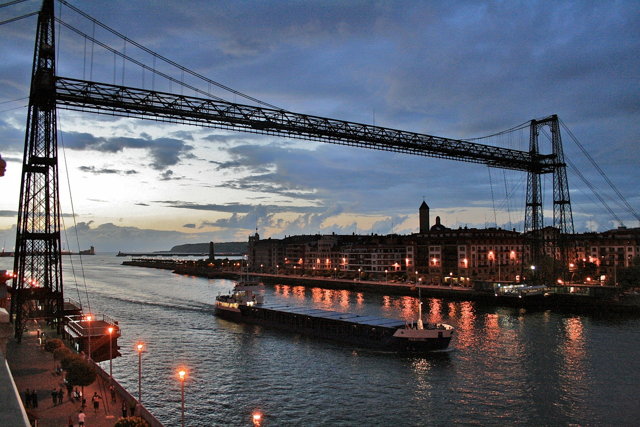 Architecture de Bilbao