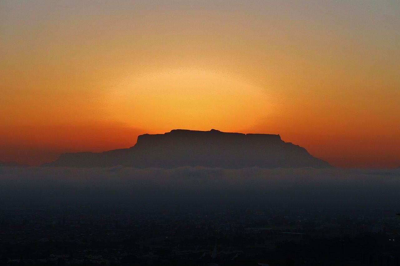 En dehors de Le Cap (Cape Town)