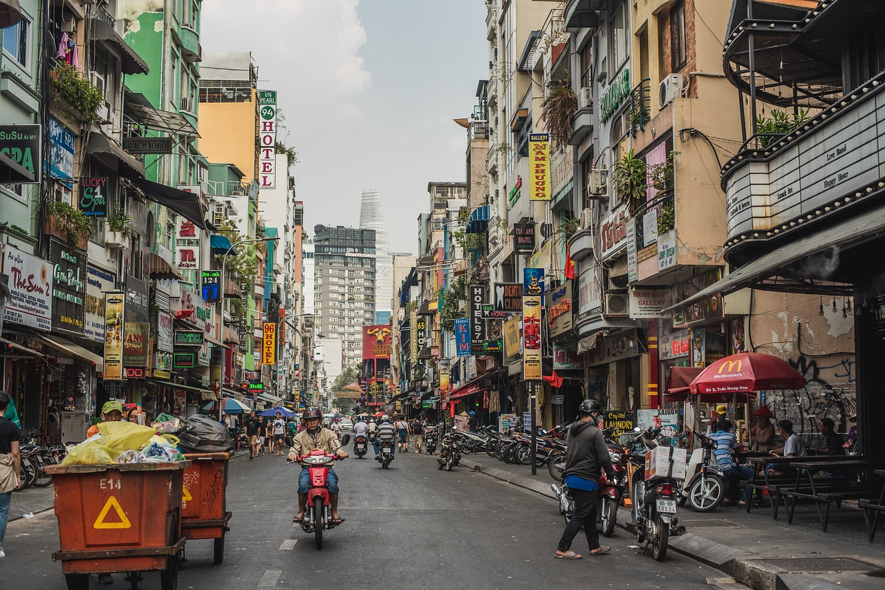 Asie éclectique