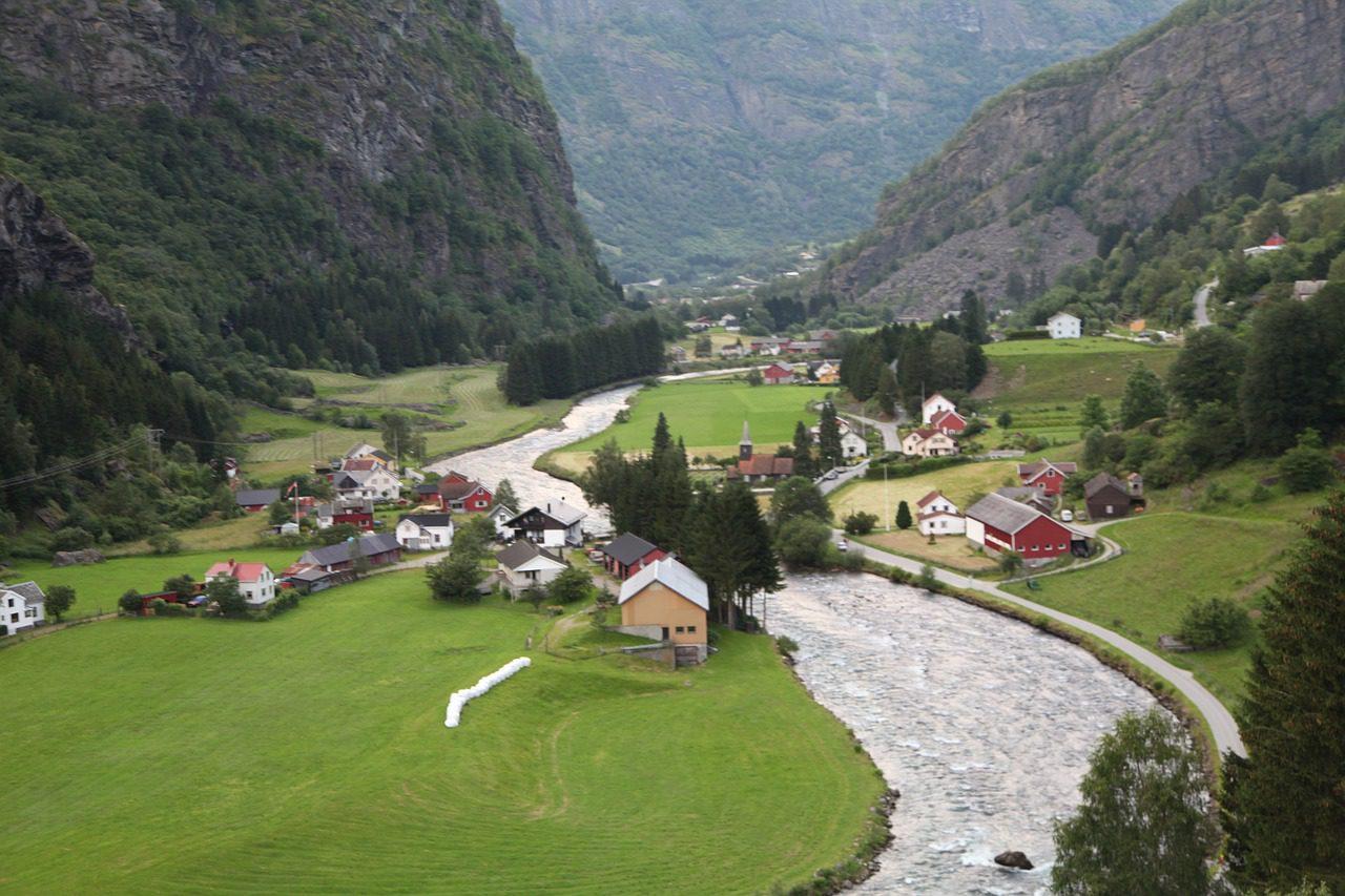 Faune merveilleuse Norvège