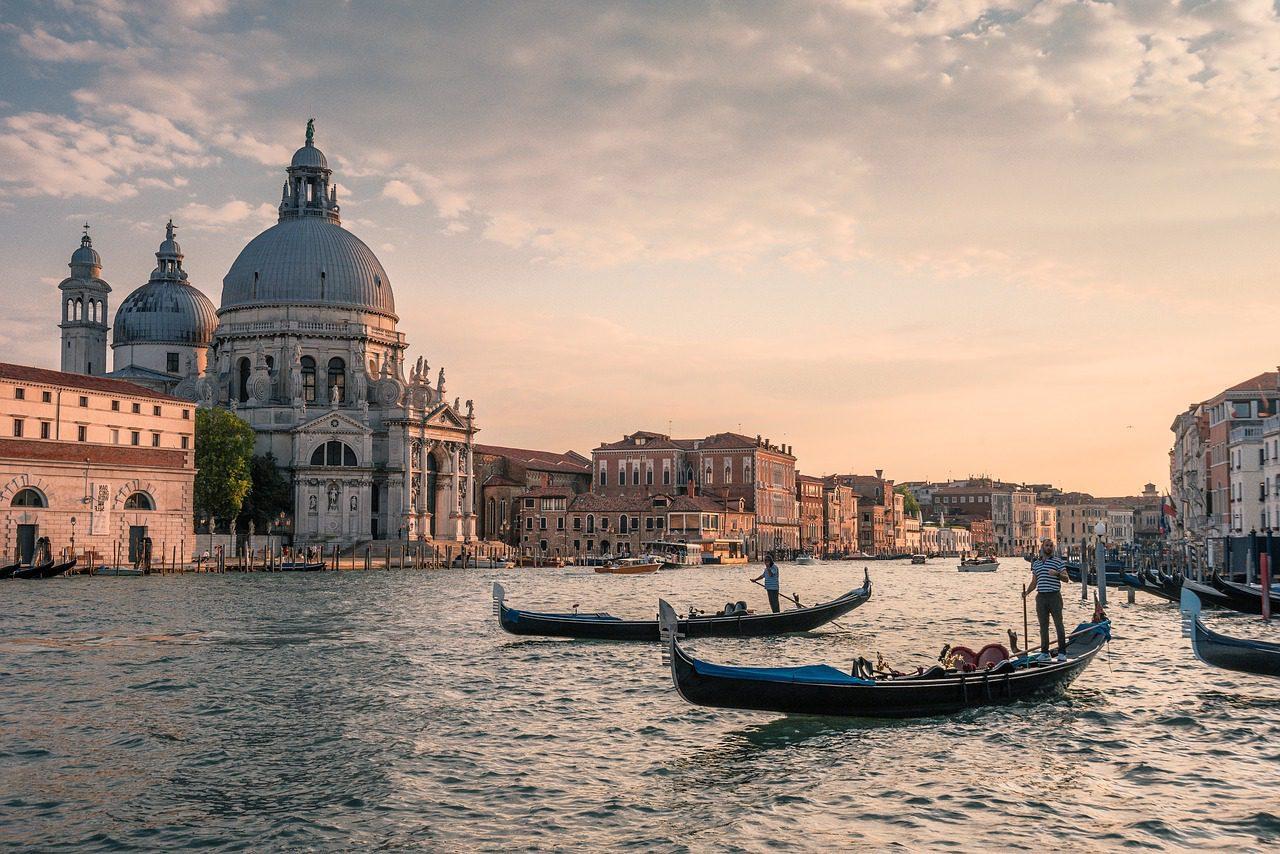 Grandeur épique de Venise