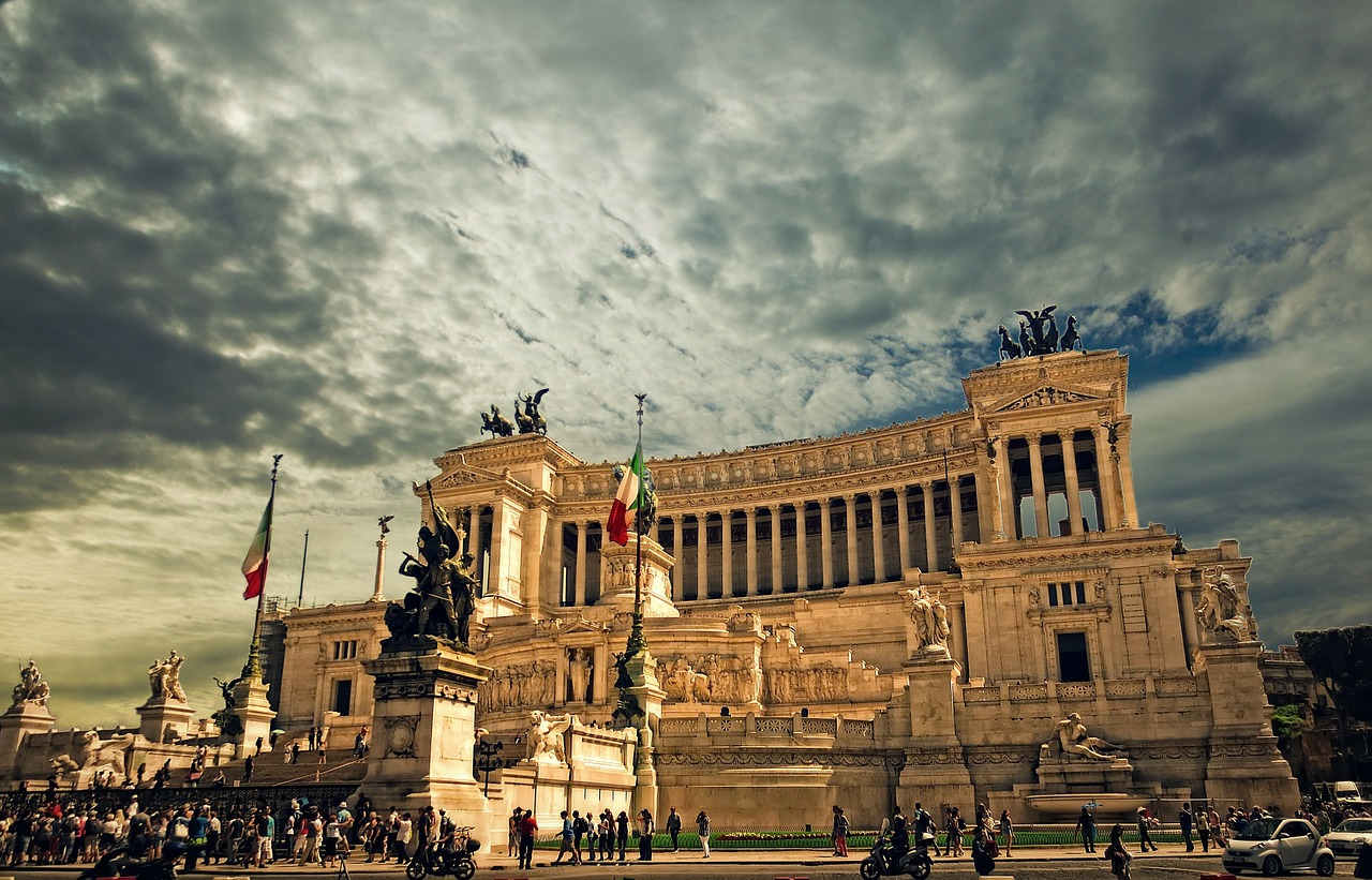 Guide gay de Rome