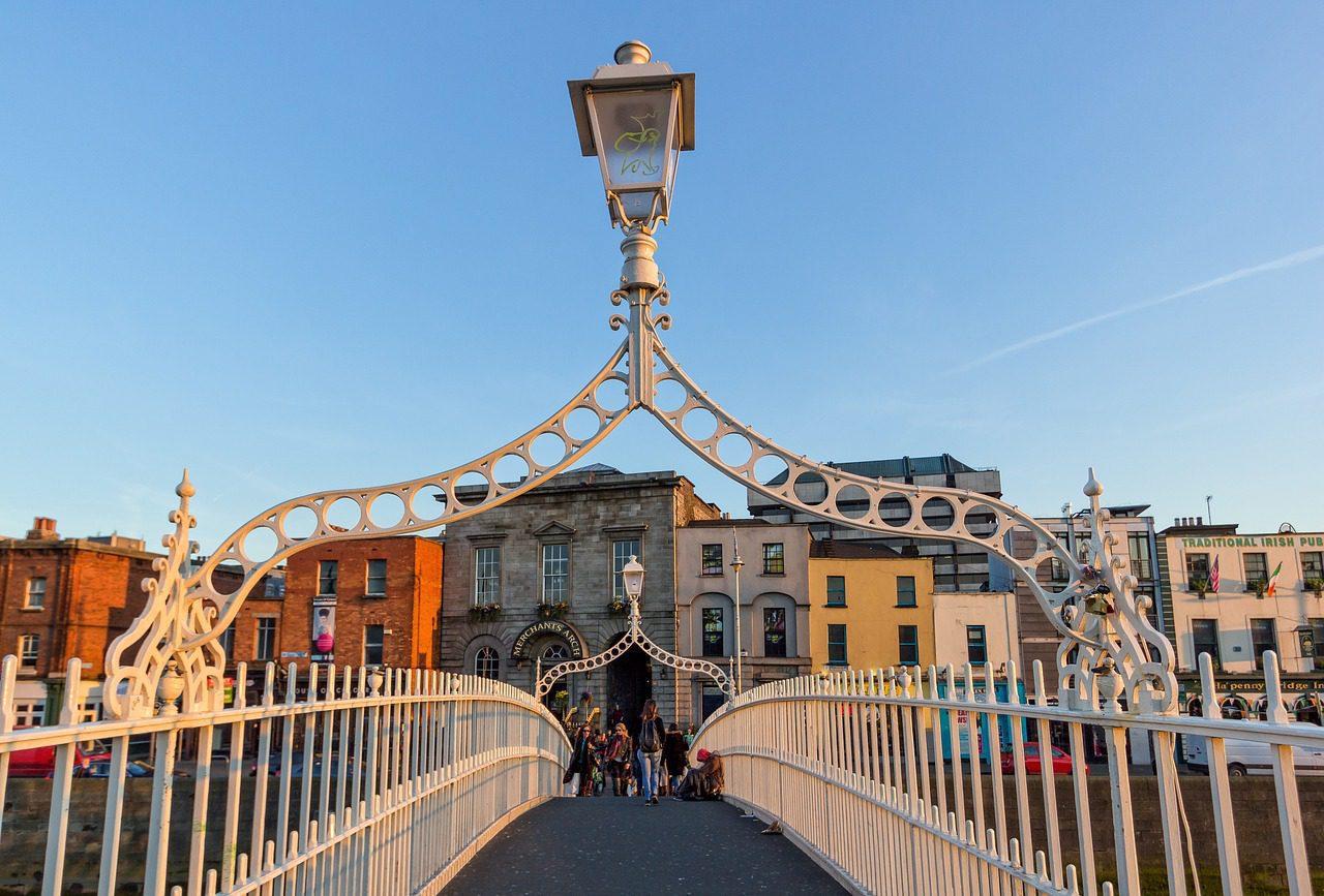 La personnalité va loin de Dublin