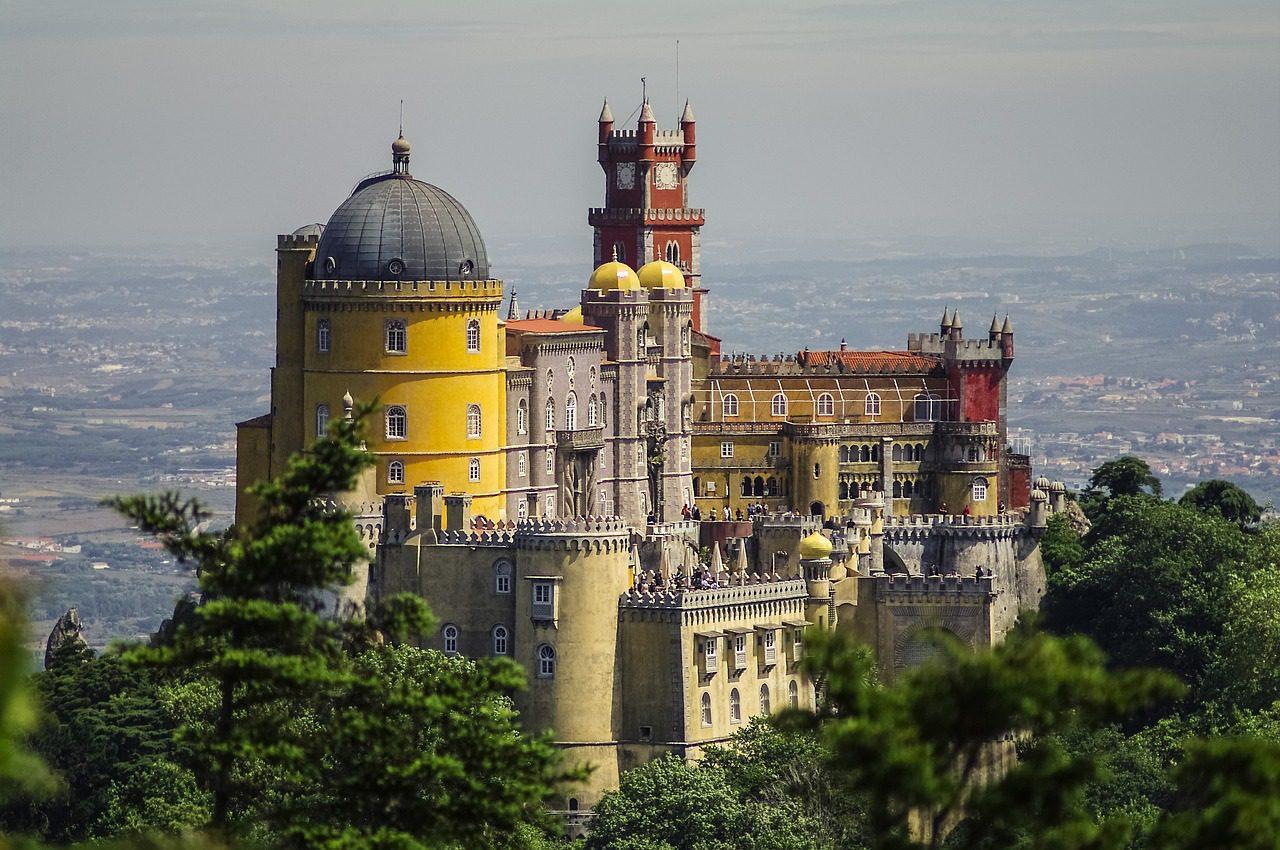Le grand tremblement de terre de Lisbonne et du Portugal