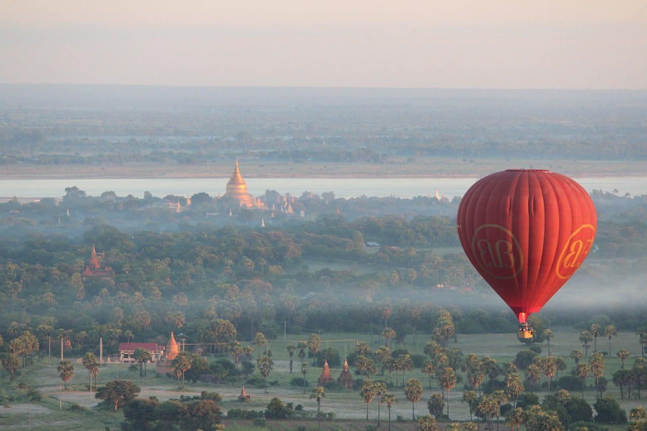 Les attraits touristiques de Bagan