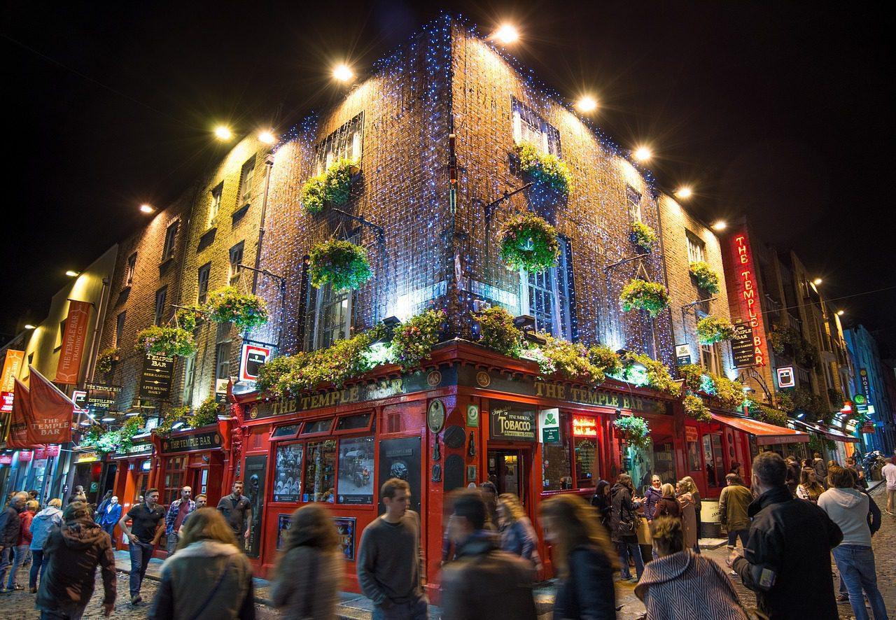 Tout le monde est Dublin