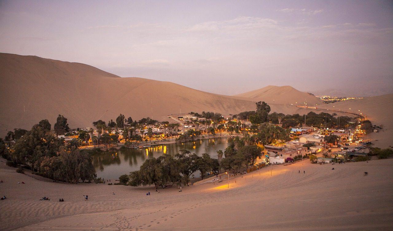 Toutes les choses anciennes au Pérou