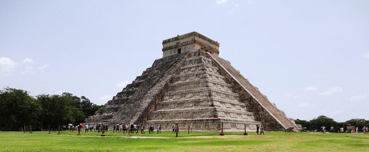 Un palais varié du Mexique