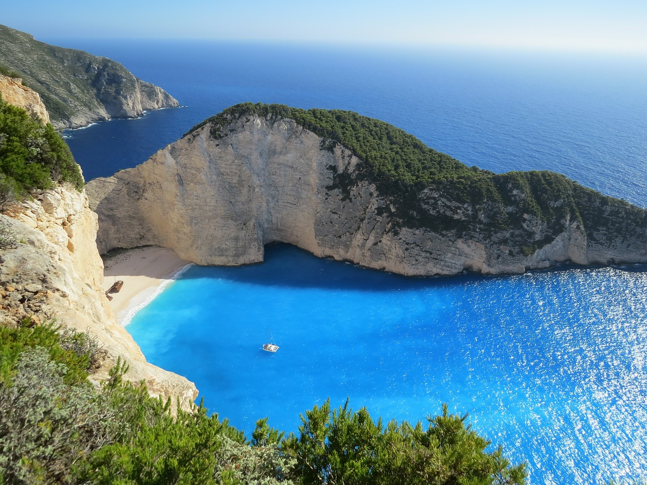 Trésor culturel de la Grèce