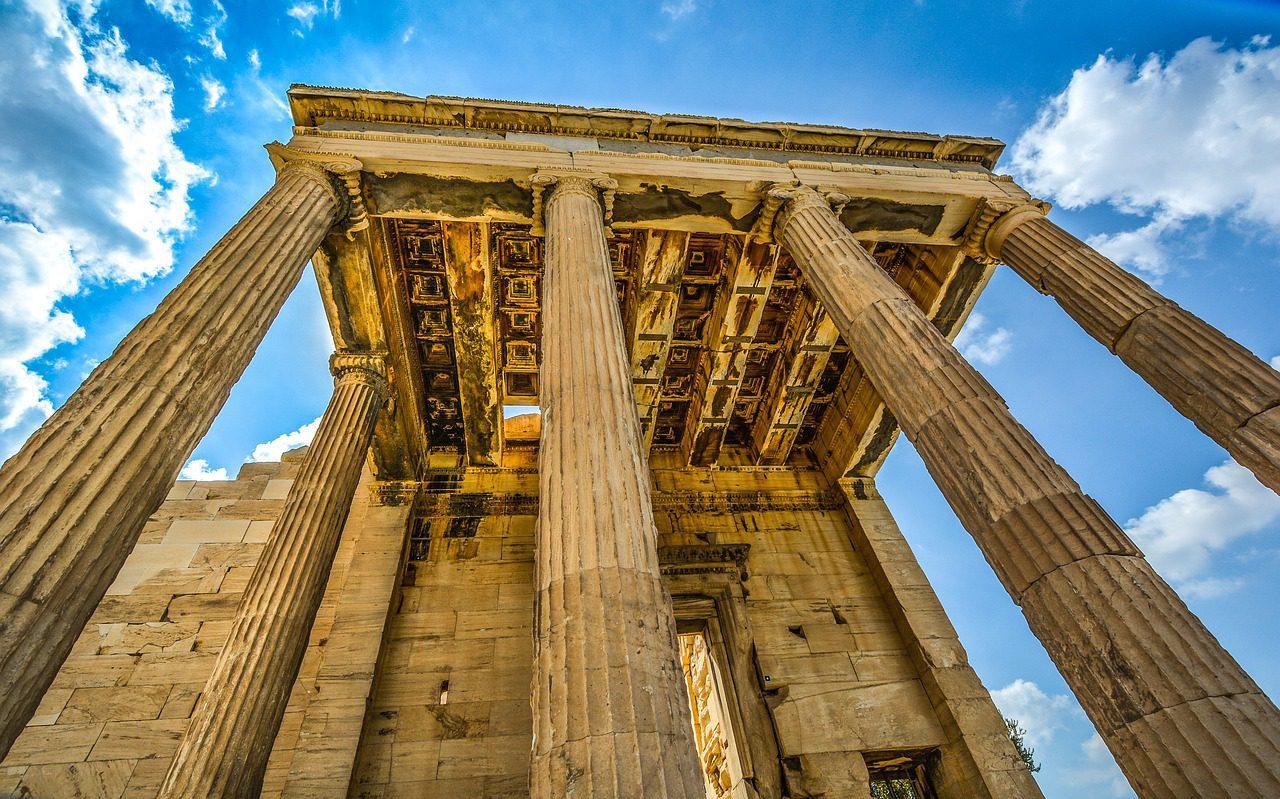 Vues de l'Acropole