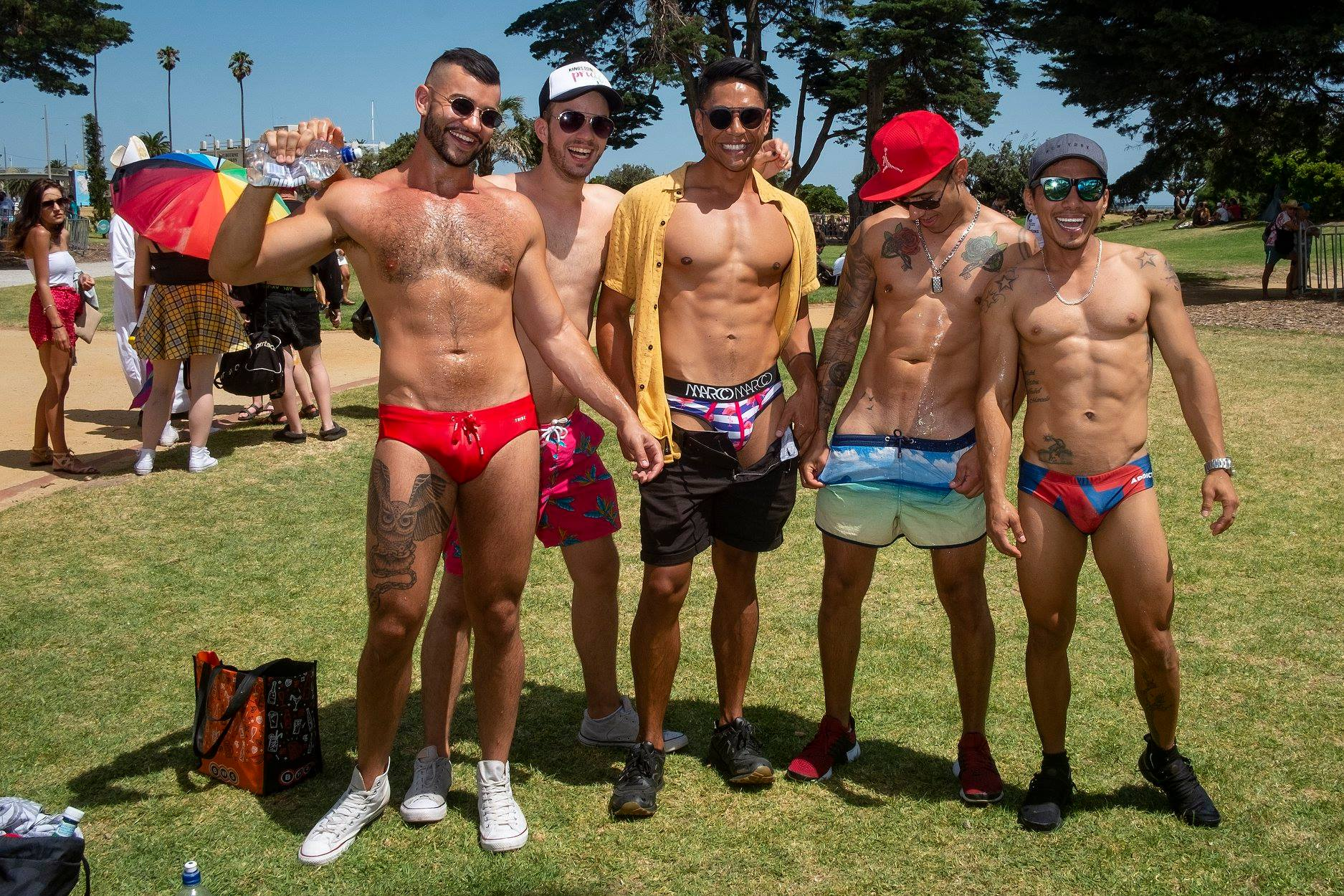 Destination gay de Melbourne