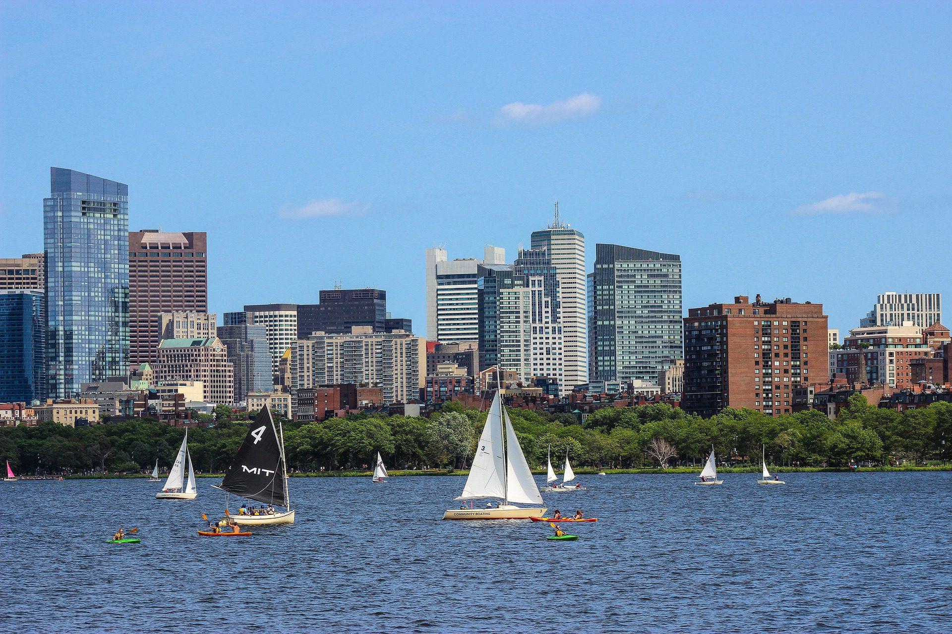 Histoire de la ville de Boston