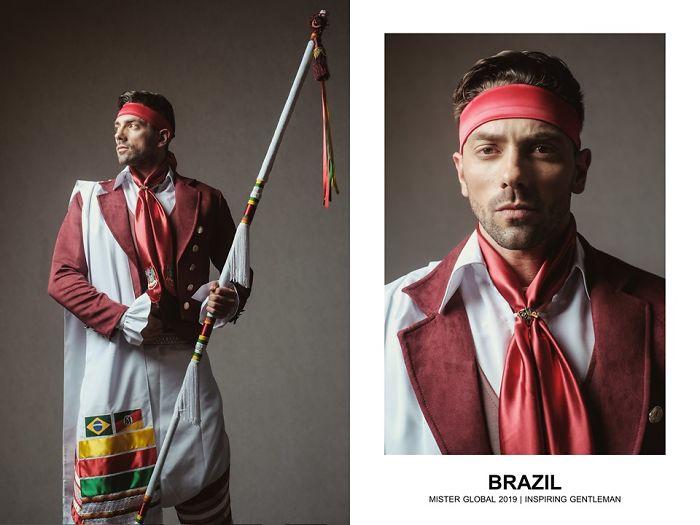 Mister Global : Brésil