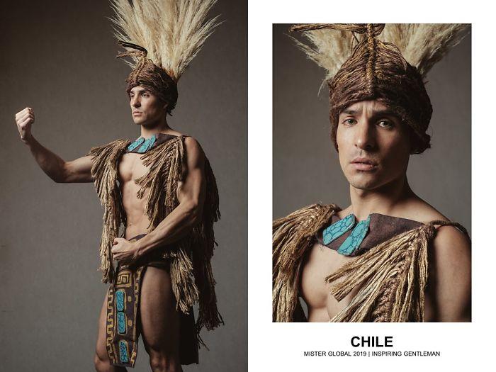 Mister Global : Chili