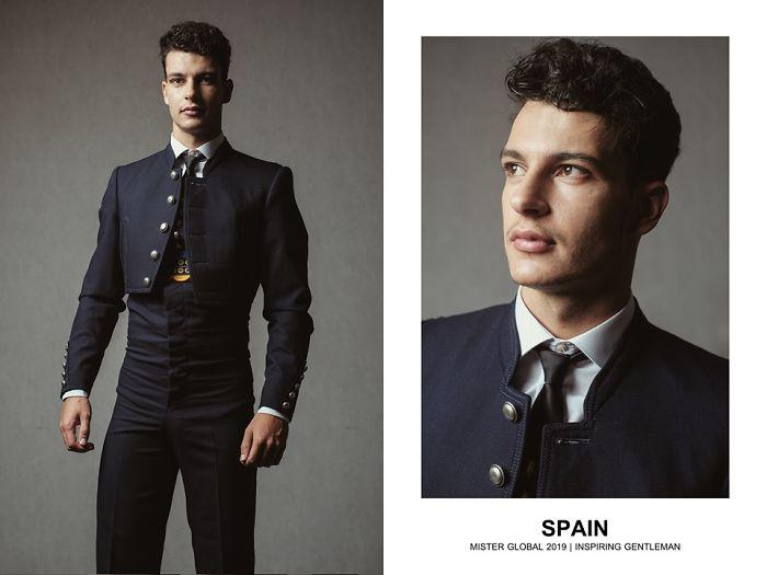Mister Global : Espagne