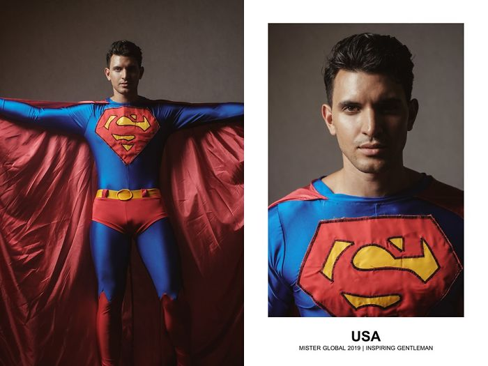 Mister Global : États-Unis