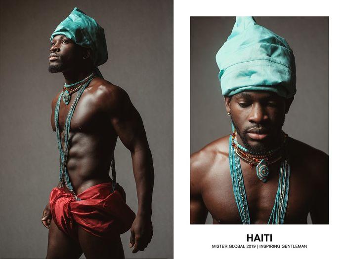 Mister Global : Haïti