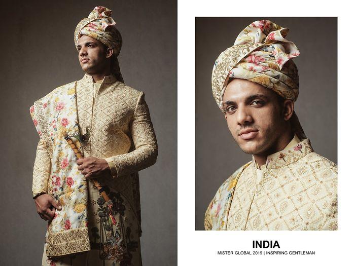 Mister Global : Inde