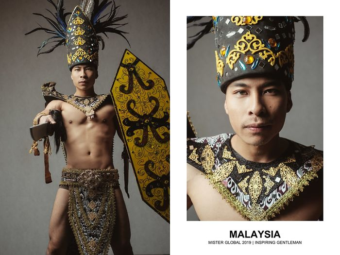 Mister Global : Malaisie