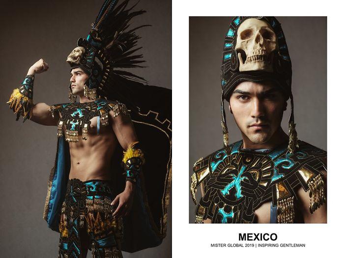 Mister Global : Mexique