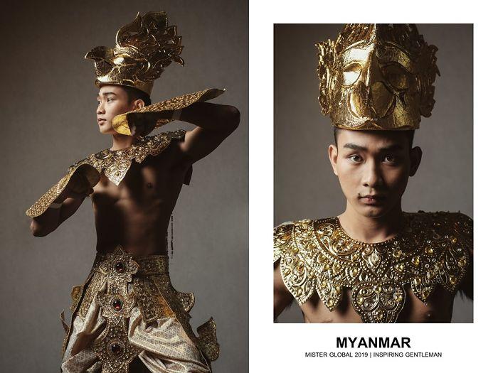 Mister Global : Myanmar