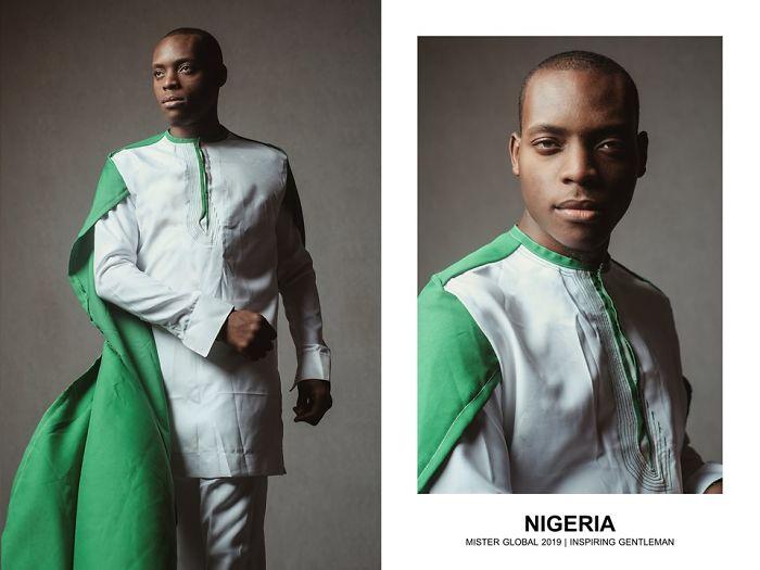 Mister Global : Nigéria