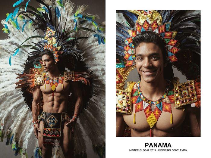 Mister Global : Panama