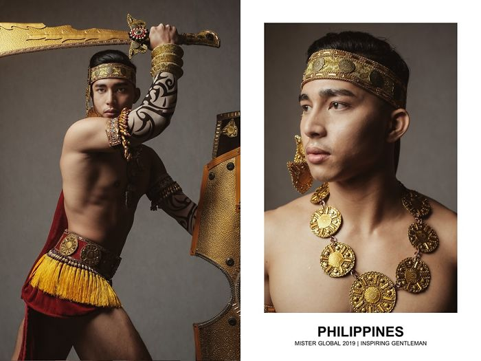 Mister Global : Philippines