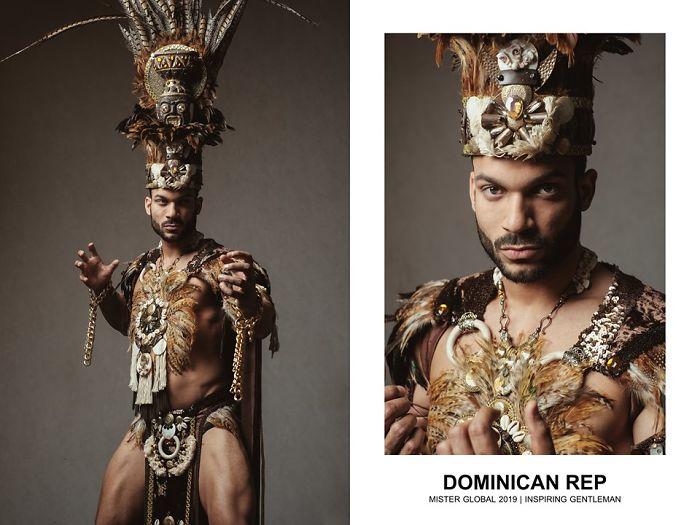 Mister Global : République dominicaine
