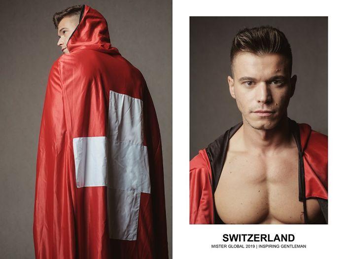 Mister Global : Suisse