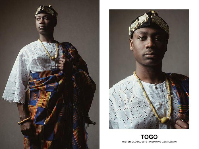 Mister Global : Togo