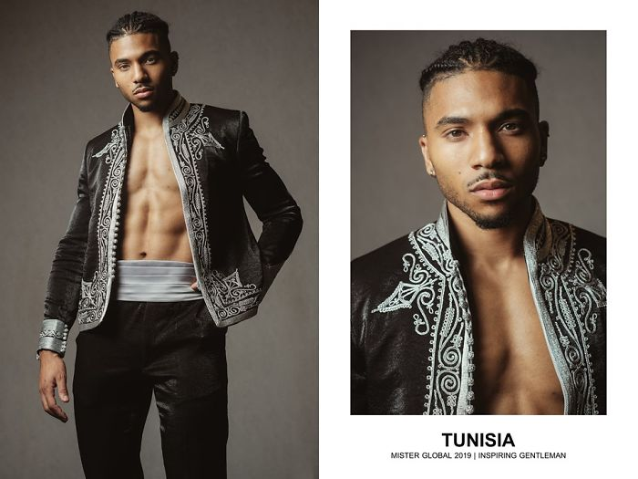 Mister Global : Tunisie