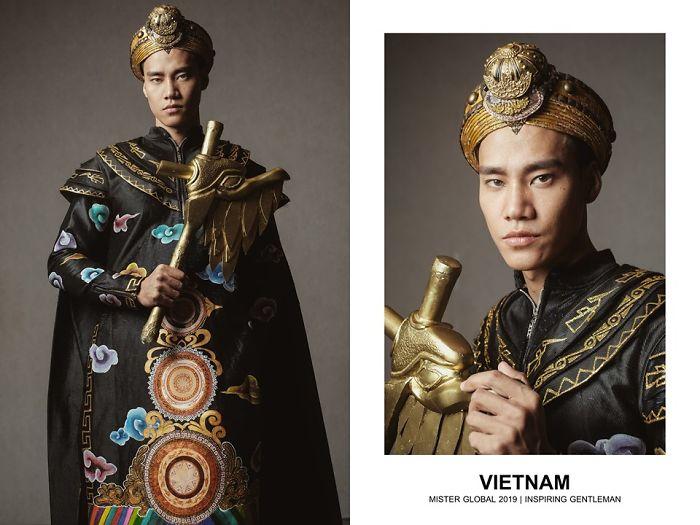 Mister Global : Vietnam