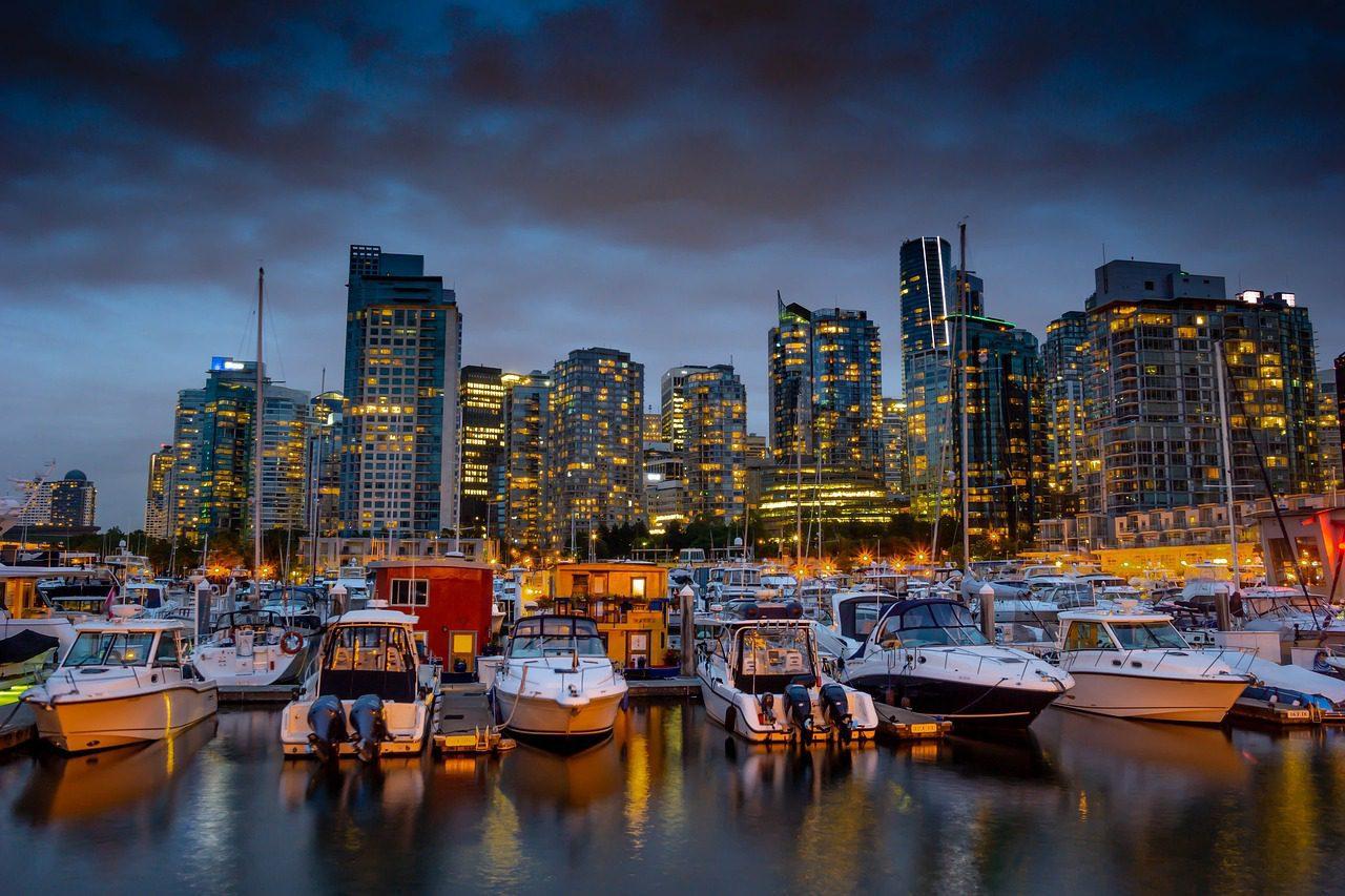 Les quartiers de Vancouver