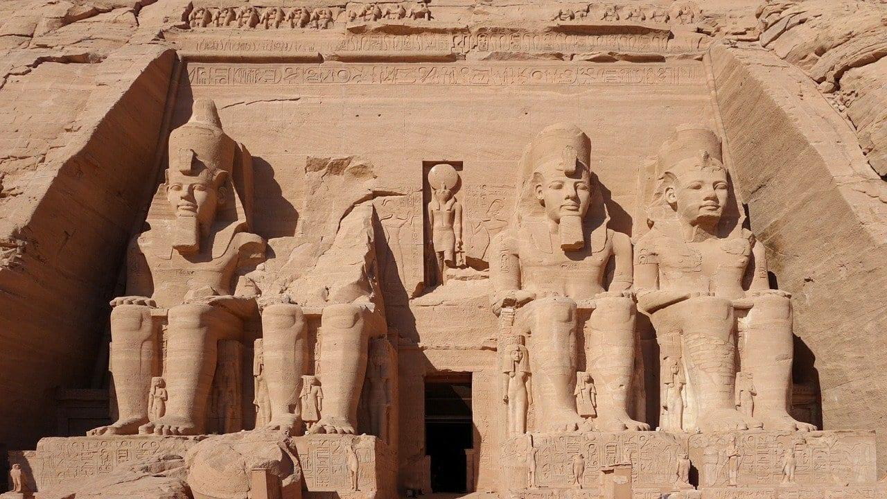 Abou Simbel, Égypte