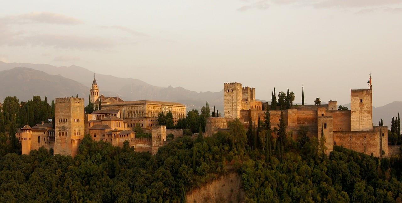 Alhambra, Espagne