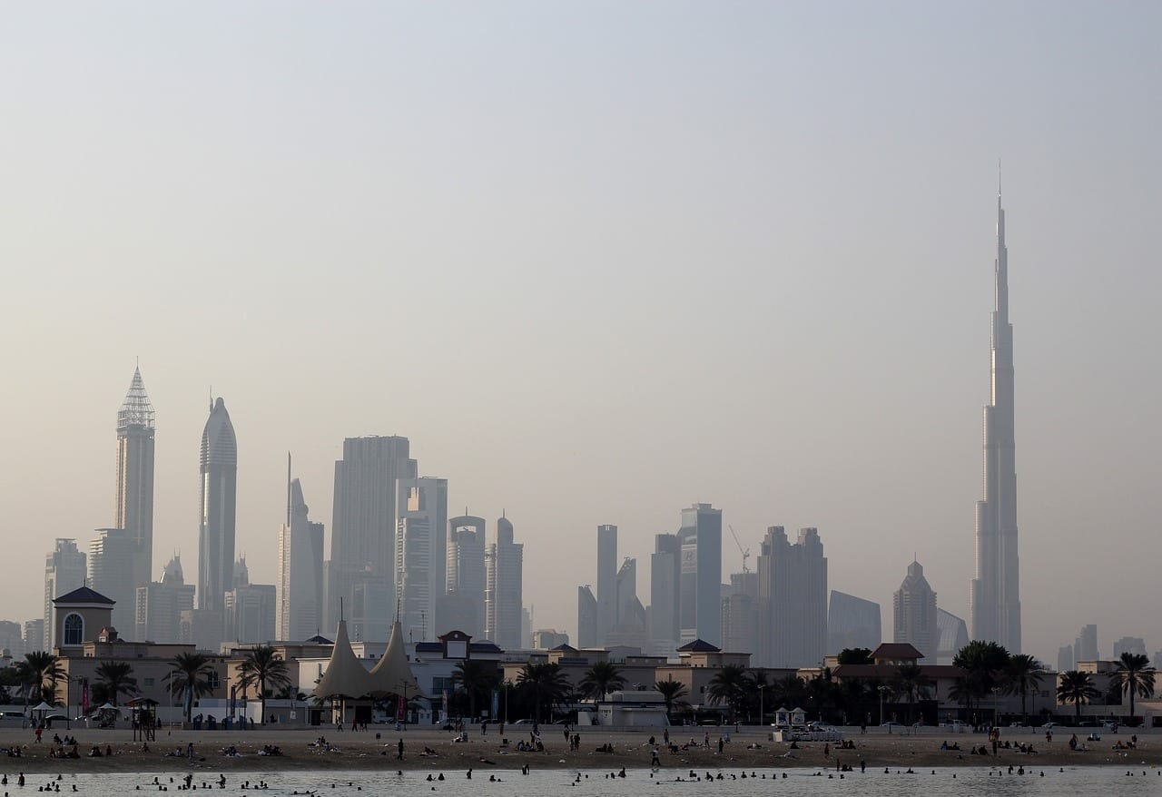 Burj Khalifa, Émirats arabes unis